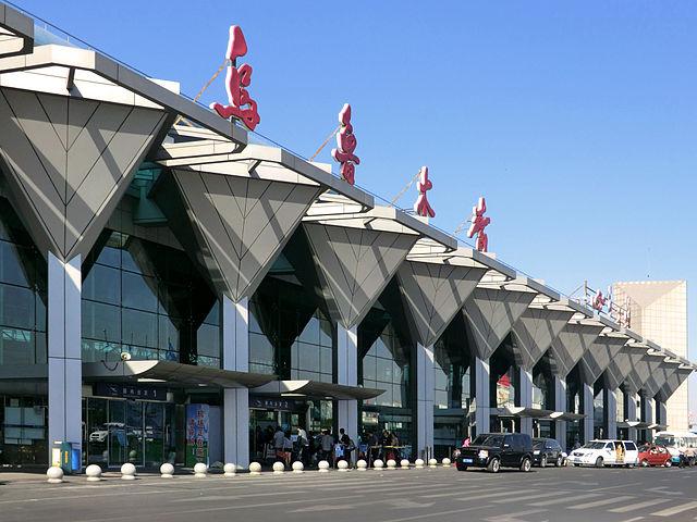 Urumqi airport