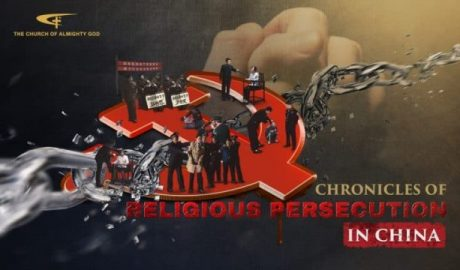 CHRONICLES OF RELIGIOUS PERSECUTION IN CHINA