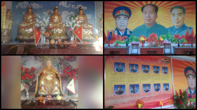 Religious Activities Replaced with Veneration of Mao Zedong