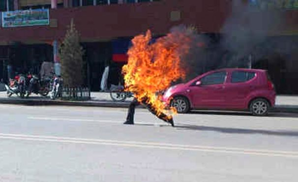 """Eat the Buddha"": Why Tibetans Are Setting Themselves on Fire?"