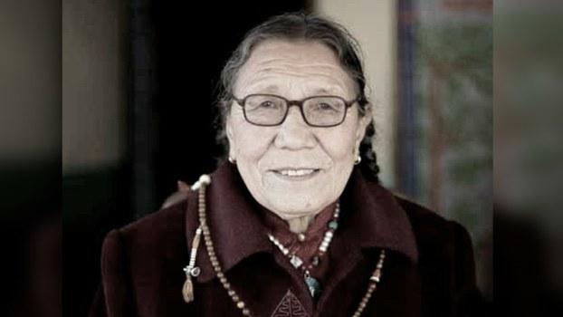 Tibetan Resistance Fighter Ama Adhe Dies in Dharamsala