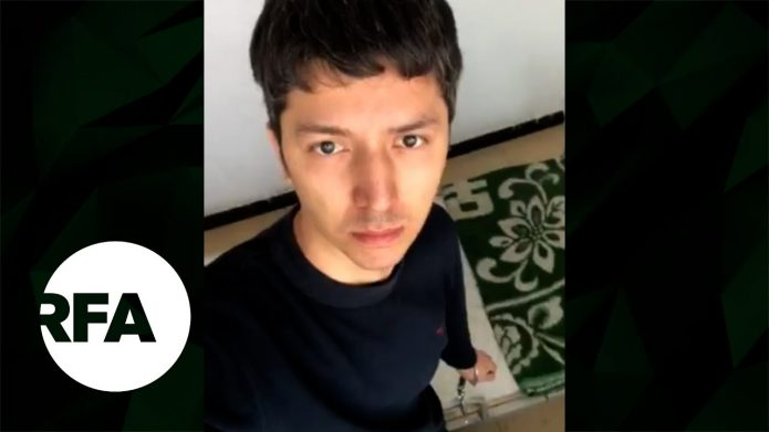 Uyghur Model 'Disappears' After Risking Punishment With Video of His Detention