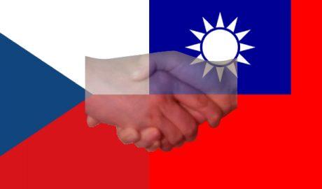 Czech and Taiwan