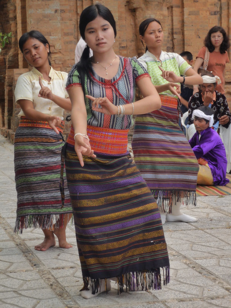 Dance of the Cham people