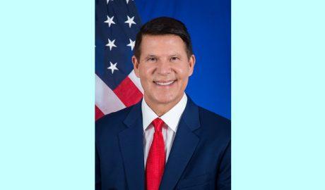 U.S. Under Secretary of State Keith Krach
