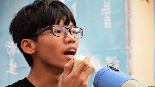 In Hong Kong, Teen Pro-Democracy Activist Awaits Word of His Fate