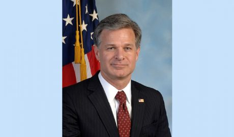 Christopher A. Wray, FBI Director