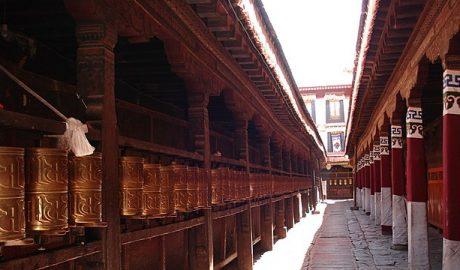 Lhasa's Jokhang Temple