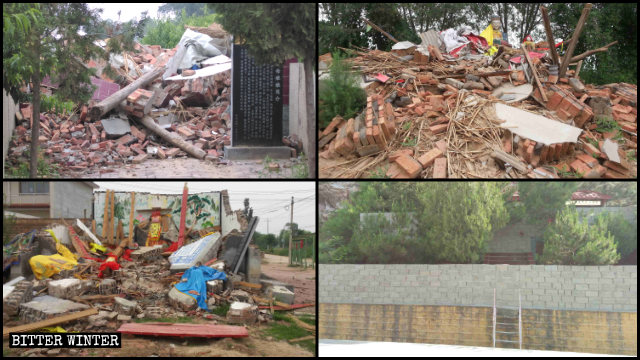 Folk Religion Temples Wiped Out Across China