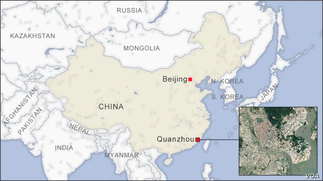 Quanzhou, China