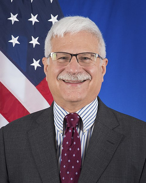 US State Department Special Coordinator for Tibetan Issues Robert A. Destro