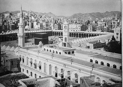 The Great Mosque in 1910