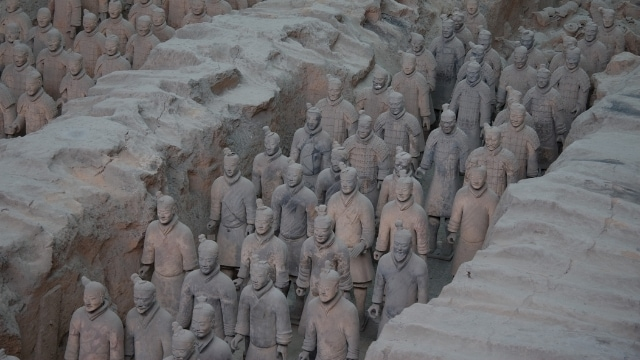 While the World Confronts China, Xi Jinping Calls a Meeting of the Politburo—on Archeology