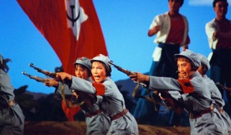 "Red Detachment of Women, a Cultural Revolution propaganda classic now ""rediscovered"" in China"