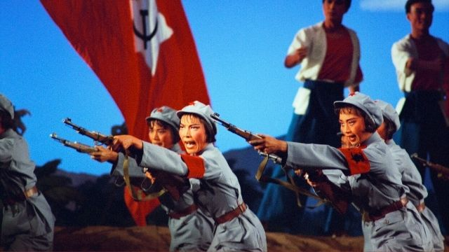 """Red Detachment of Women, a Cultural Revolution propaganda classic now """"rediscovered"""" in China"""