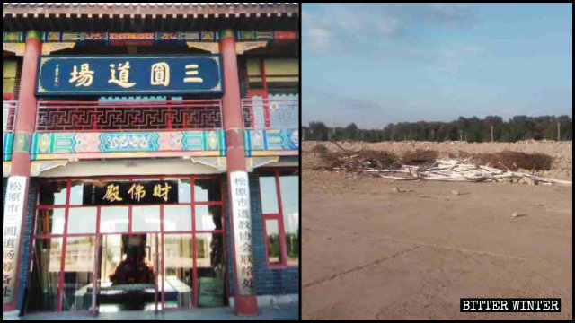 Taoist Temples Demolished or Repurposed Across China