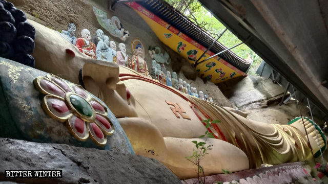 Buddhist Statues Purged Across Sichuan Province