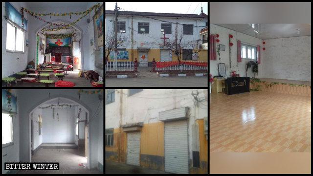 Three-Self Church venues were shut down across Shandong Province.