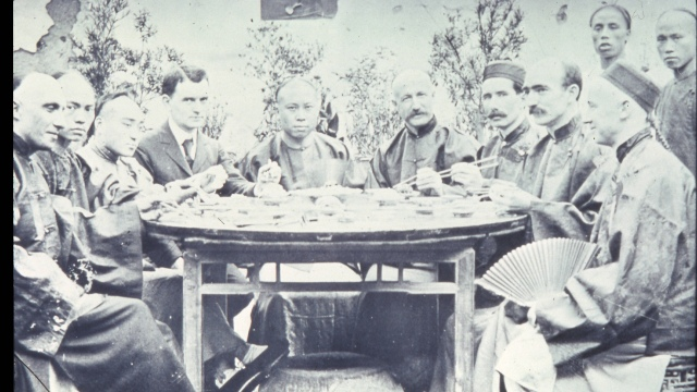 Different times: foreign Protestant clergy and Chinese mix freely in Hunan, 1902