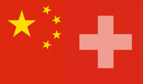 China and Switzerland