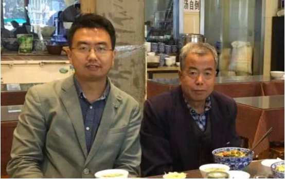 Father Visits Chinese Rights Lawyer, Sparking Concerns Over His Health