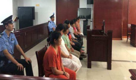 CAG believers sentenced in Guangdong Province.