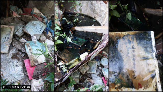 Religious Books Burned or Trashed, Printers Jailed