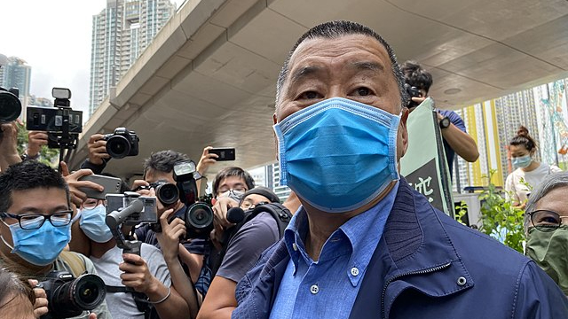 Hong Kong's Highest Court Revokes Bail for Media Tycoon and Pro-Democracy Activist
