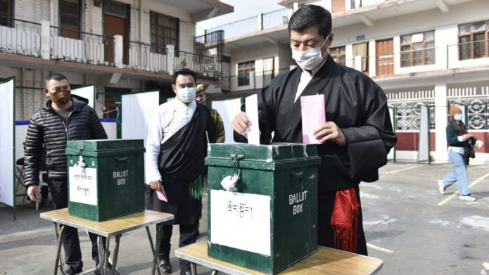China Tries to Disrupt Tibetan Parliamentary Elections