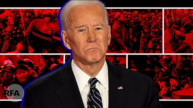 US President Biden Warns China of 'Repercussions' For Rights Abuses in Xinjiang